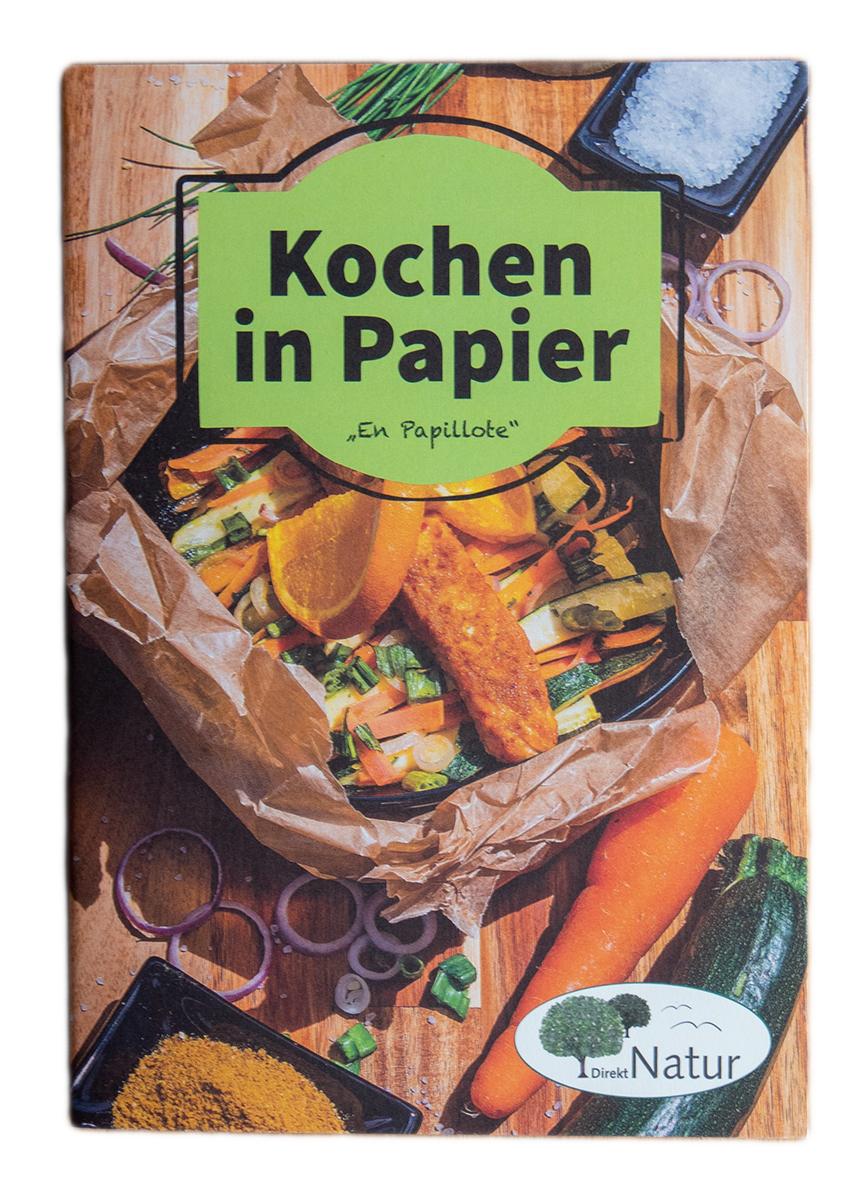 Kochbuch von DirektNatur